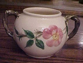 Franciscan Desert Rose sugar bowl NO LID