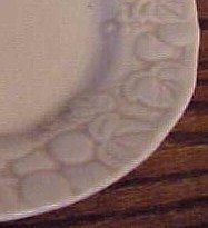 Poppytrail/ Metlox Antique Grape saucer