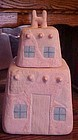 Collectible Desert Notions Adobe Pueblo cookie Jar