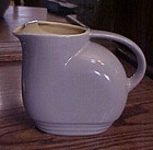 Hall China General Electric refrigerator pitcher