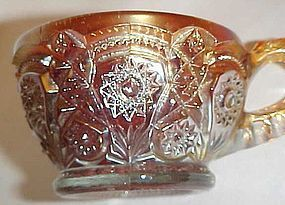 Imperial Marigold Fashion pattern punch cup