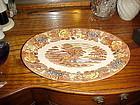Nasco Mountain woodland oval serving platter