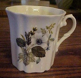 Royal Grafton bone china flower mug apple blossom