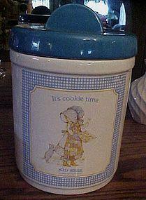 Hollie Hobbie Cookie jar American Greetings
