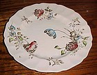 Johnson Bros Day in June pattern bread and butter plate