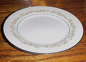 """Noritake Trilby pat # 6908 bread  butter plate 6 3/8"""""""