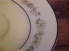 """Noritake Trilby pattern #6906 coup soup bowl 7 1/2"""""""