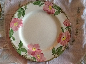 Vintage Franciscan Desert Rose bread and butter plate