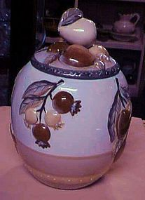 Gibson Clementine fruits cookie jar