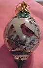Bradford Exchange Lena Liu Morning Serenade ornament
