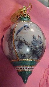 Bradford Exchange Lena Liu Morning Chorus ornament