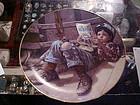 Favorite Reader Jim Daly collector plate Danbury Mint