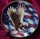 American Eage Plate by Ronald Van Ruyckevelt