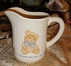 Tienshan Theodore Bear 32 oz pitcher