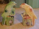 Vintage bird shakers by CMI Chadwick Japan