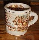 Nasco Mountain woodland  thick restaurant mugs