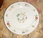 Vintage Noritake Nippon Rouen Dinner plate