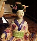 Seymour Mann Collectible Asian ladies figurine
