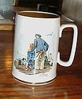 Nice Norman Rockwell stein mug Looking out to Sea