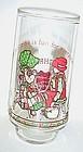Holly Hobbie Coca Cola glass Christmas is fun for everyone