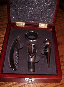 Ag/Tri Counties Bank Golf Classic commemorative boxed ar tools set