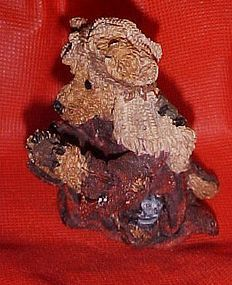Boyds Bears and friends nativity figurine Theresa...As Mary