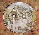 Konigszelt Bayern Half-timbered houses 3rd Moselle River in Rifsbach