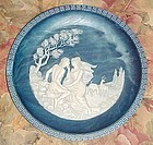 Incolay Isle of Circe plate Voyage of Ulysses collection MIB