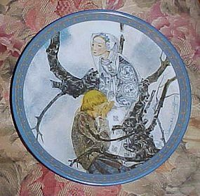Sulamiths Love song series plate Die Vollendung The Completion MIB
