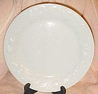Fruit De Blanc 10.5 white dinner plate