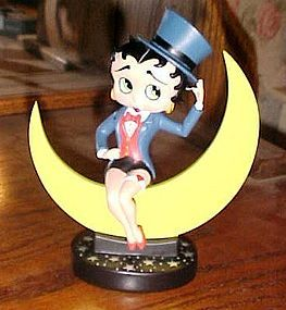 Betty Boop Moonglow figurine MIB Danbury Mint