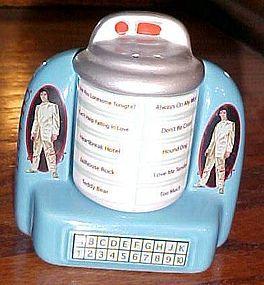 Elvis Presley Jukebox salt and pepper shakers