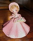 Josef Originals Birthday doll of the month May girl