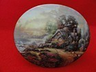 Thomas Kinkade A new day dawning music box now retired