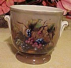 Vineyards Blessings urn vase by Lisa White