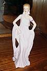 Beautiful George Good Elegance figurine La Belle Nouveau Rebbeca