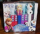 Disney's Frozen Anna and Olaf Pez gift set