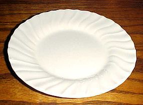 Vintage Franciscan Ware off white bread and butter plate 6 1/4""