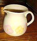 Franciscan garden Party creamer