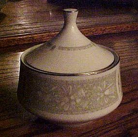 Mikasa Chapel patern 5764 sugar bowl and lid