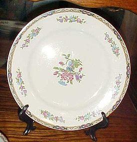 "J&G Meakin Hanley England Chatsworth dinner plate 9 3/4"""