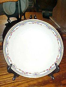 Bloch & Co Eichwald Czechoslovakia pattern CZE4 salad plate