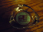 Vintage advertising ashtray Crystal Tavern on 99W,Red Bluff Ca