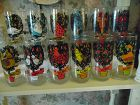 Pepsi Twelve Days Of Christmas glasses complete set