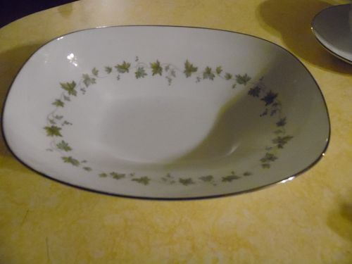 Noritake Lexington pattern 6435  vegetable serving bowl PERFECT