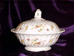 Heritage Myott covered casserole