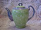 Lustreware chintz teapot