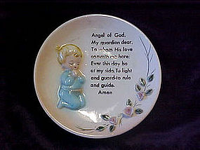 Lefton prayer plate
