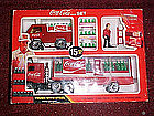 Buddy L Coca Cola delivery set