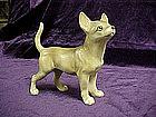 Nice older chihuahua figurine